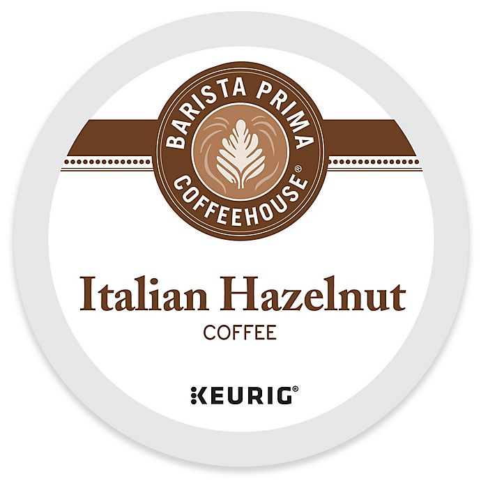 Alternate image 1 for Keurig® K-Cup® Pack 18-Count Barista Prima® Italian Hazelnut Coffee for Keurig Brewers