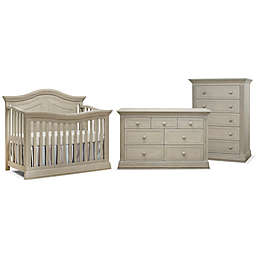 Sorelle Providence Nursery Furniture Collection in Heritage Fog