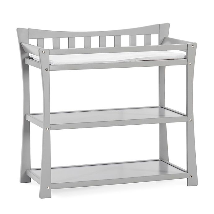 Alternate image 1 for Child Craft™ Parisian Dressing Table in Cool Grey