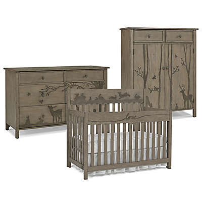 ED Ellen DeGeneres Forest Animal Nursery Furniture Collection