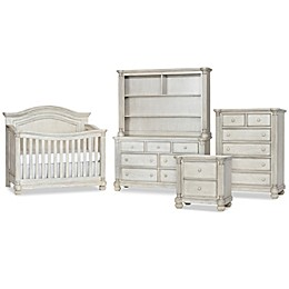 Kingsley Charleston Furniture Collection in Weathered White