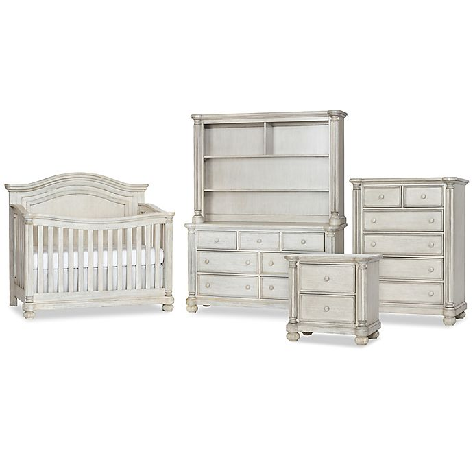 Alternate image 1 for Kingsley Charleston Furniture Collection in Weathered White