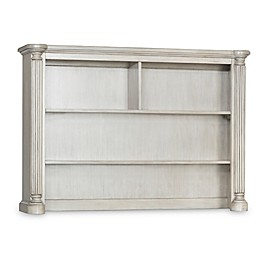 Kingsley Charleston Hutch in Weathered White