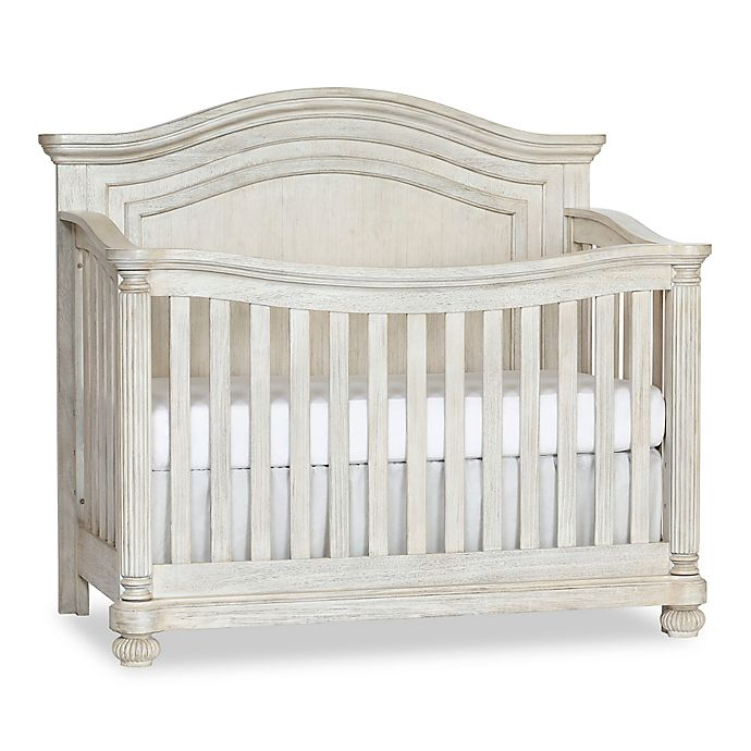 Alternate image 1 for Kingsley Charleston Crib in Weathered White
