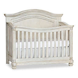 Kingsley Charleston Crib in Weathered White