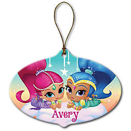 Shimmer and Shine Ceramic Ornament