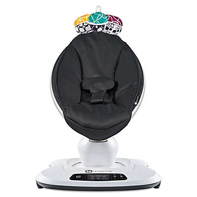 4moms® mamaRoo® 4 Classic Infant Seat in Black