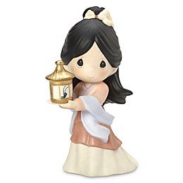 Precious Moments® Disney® Mulan with Cri-Kee Figurine