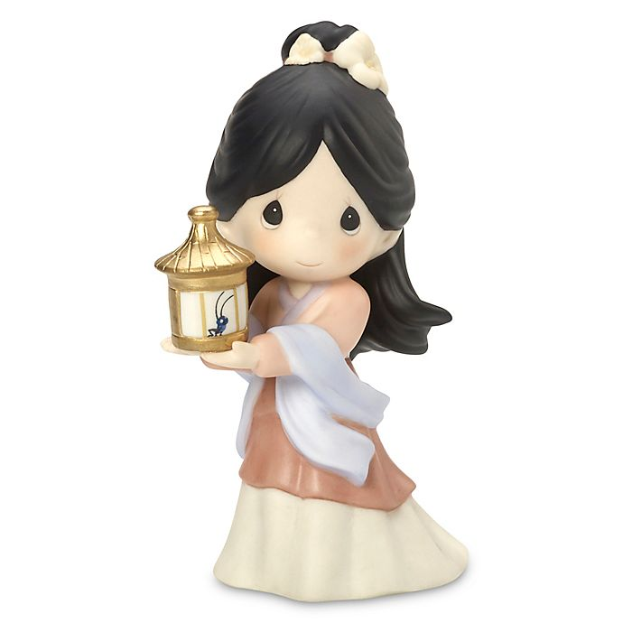 Alternate image 1 for Precious Moments® Disney® Mulan with Cri-Kee Figurine