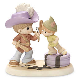 Precious Moments® Disney® Father/Son Peter Pan and Captain Hook Figurine