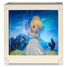 Precious Moments® Disney® Cinderella LED Shadow Box