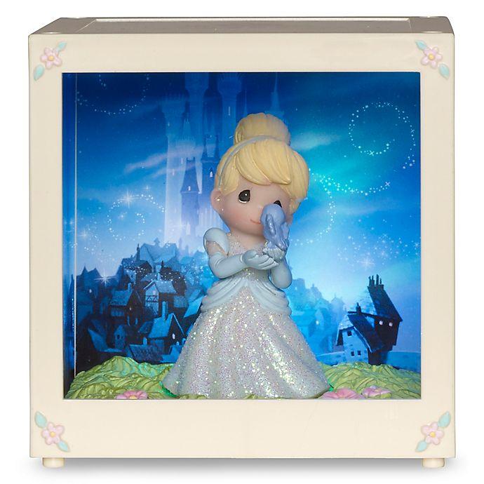 Alternate image 1 for Precious Moments® Disney® Cinderella LED Shadow Box