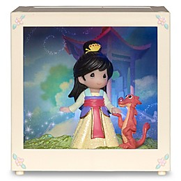 Precious Moments® Disney® Mulan LED Shadow Box