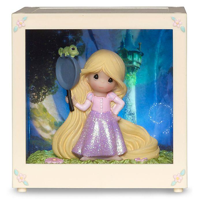 Alternate image 1 for Precious Moments® Disney® Rapunzel LED Shadow Box