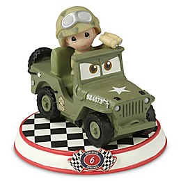 Precious Moments® Disney® Pixar Cars Sarge Figurine