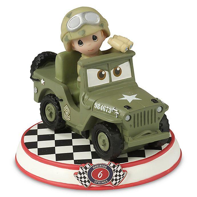 Alternate image 1 for Precious Moments® Disney® Pixar Cars Sarge Figurine