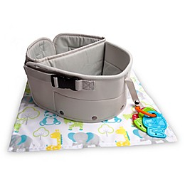Primo LapBaby Seating Aid in Grey