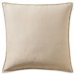 Highline Bedding Co. Windham European Pillow Sham in Straw