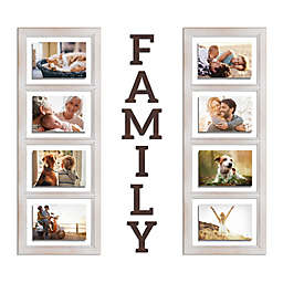 Wallverbs™ Family 8-Piece Picture Frame Set