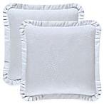 J. Queen New York™ Carmella European Pillow Sham in White