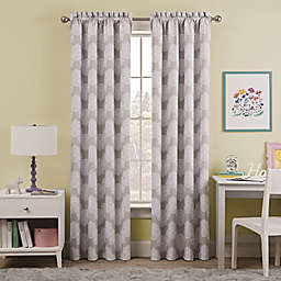 Waverly Kids Airwaves Rod Pocket Room Darkening Window Curtain Panel