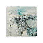 Thirstystone® Sea Glass Square Single Coaster