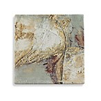 Thirstystone® Gilded Circuit Square Single Coaster