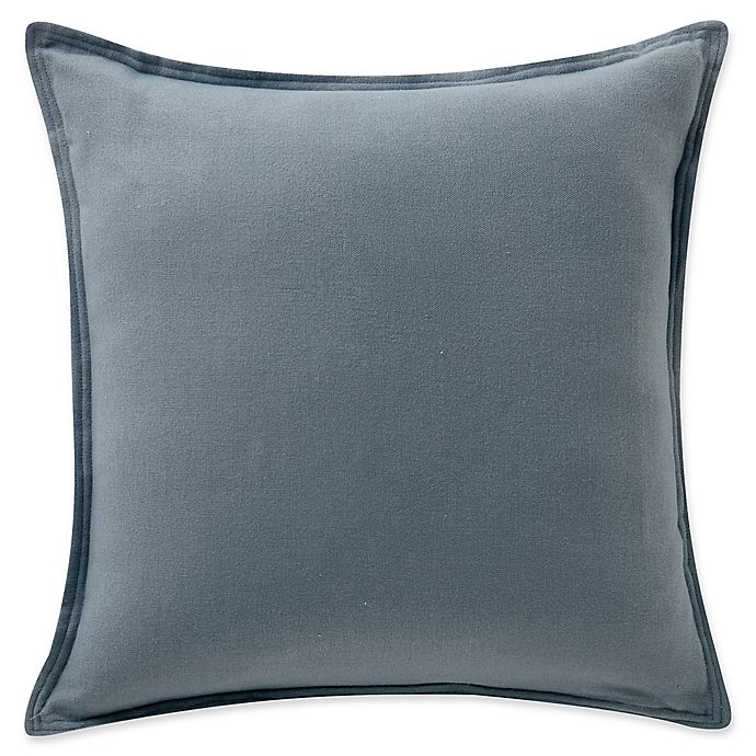 Alternate image 1 for Highline Bedding Co. Sullivan 20-Inch Square Throw Pillow in Mineral