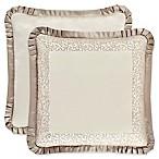 J. Queen New York™ La Scala European Pillow Sham in Gold