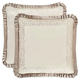 J. Queen New York™ La Scala European Pillow Sham in Gold