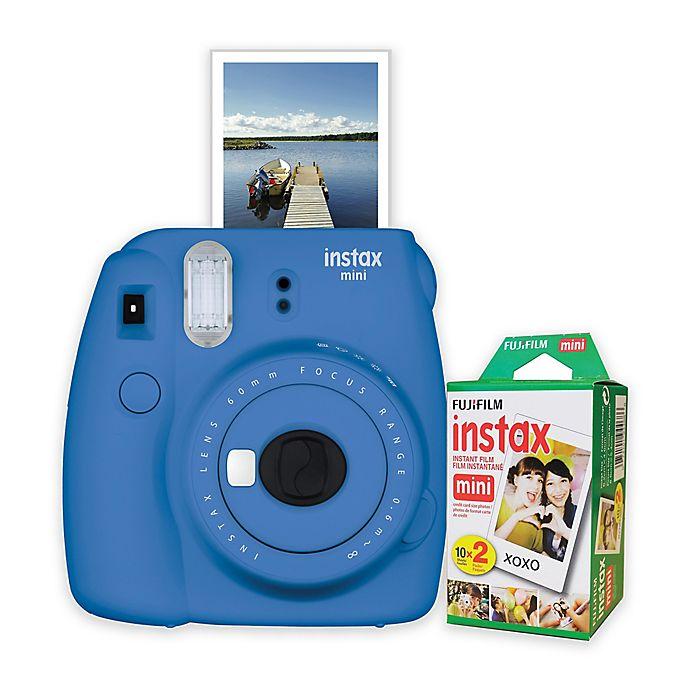 Alternate image 1 for Fujifilm Instax Mini 9 Instant Camera Bundle