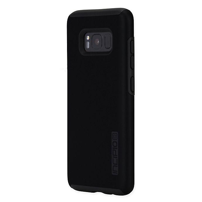 Alternate image 1 for Incipio® DualPro® Samsung Galaxy® S8+ Case in Black