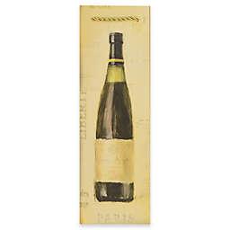 Design Design Vintage Wine Bottle Tote Bag