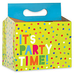 Design Design 6-Pack It's Party Time Caddy