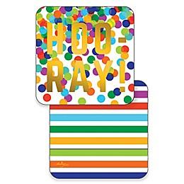 Design Design Dazzle Brights Coasters (Set of 10)