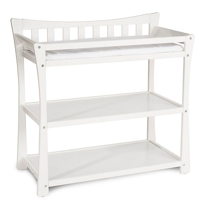Alternate image 1 for Child Craft™ Parisian Changing Table in Matte White