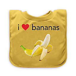 green sprouts® Banana Favorite Food Absorbent Bib