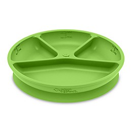 green sprouts® by i play® Learning Plate in Green