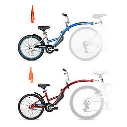 WeeRide Pro-Pilot 20-Inch Child Bike Trailer