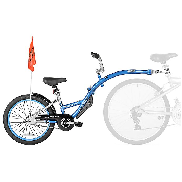 7fd23b63f50 WeeRide Pro-Pilot 20-Inch Child Bike Trailer | Bed Bath & Beyond