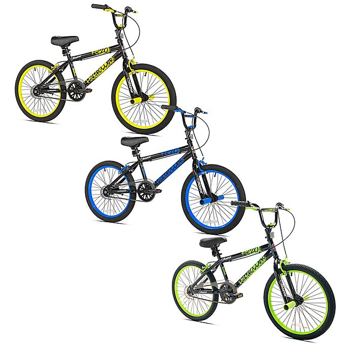 Alternate image 1 for Razor High Roller 20-Inch Boy's Bicycle