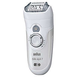 Braun Silk-épil 7 7-561 Wet & Dry Epilator in White