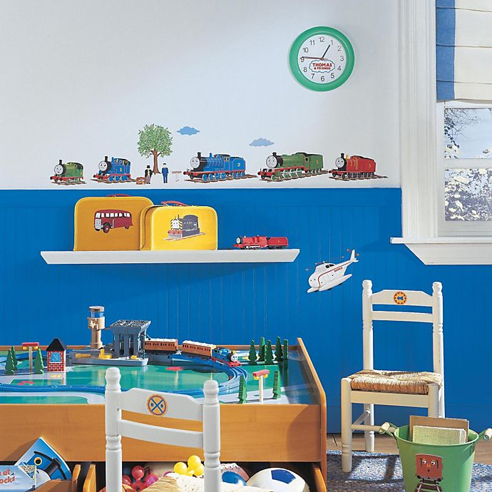 Alternate image 1 for RoomMates Peel and Stick Wall Decals in Thomas & Friends