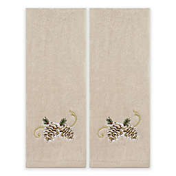 Saturday Knight 2-Piece Pinehurst Hand Towel Set