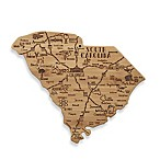 Totally Bamboo® South Carolina Destination Cutting Board