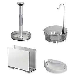 iDesign® Metro Ultra Aluminum Kitchen Storage Collection