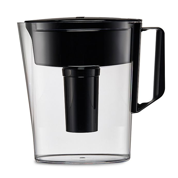 Alternate image 1 for Brita® Soho 5-Cup Water Filtration Pitcher