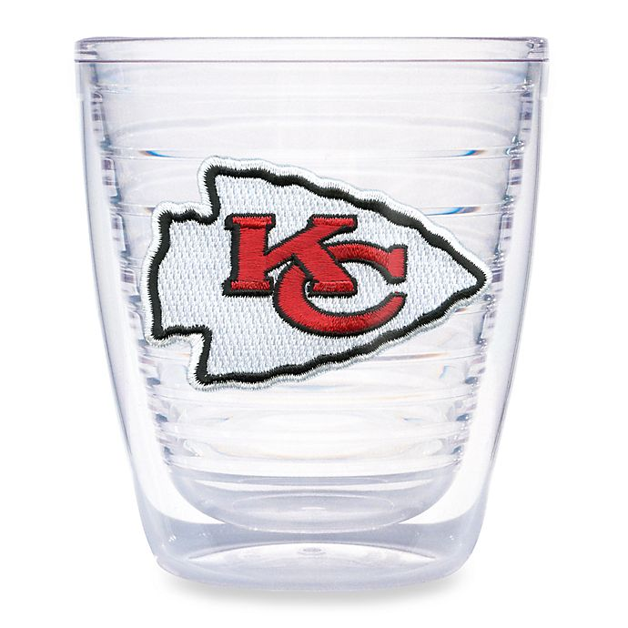 Alternate image 1 for Tervis® NFL Kansas City Chiefs 12 oz. Tumbler