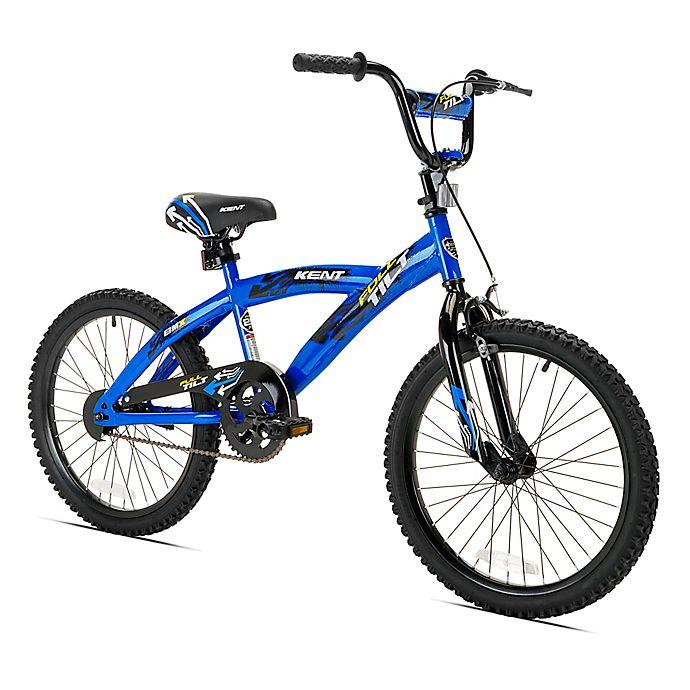 Alternate image 1 for Kent Full Tilt 20-Inch Boy's Bicycle in Blue