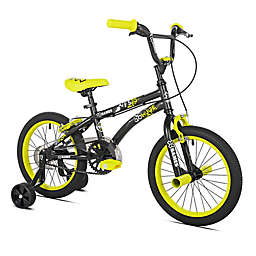 X-Games 16-Inch Boy's Bicycle in Black
